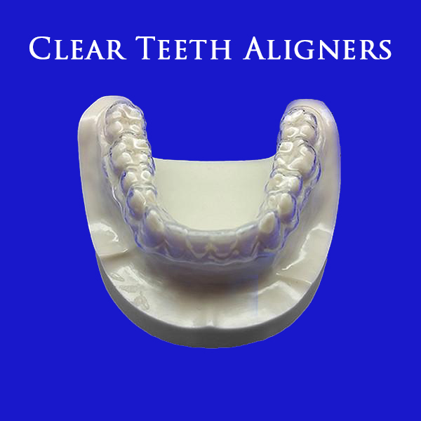 Clear Teeth Aligners For Adults