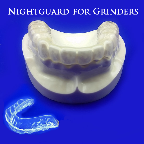 Night Guard for grinders
