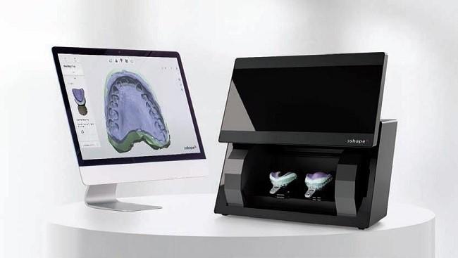 digital teeth impression